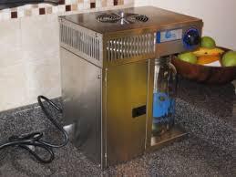 new mini classic ll counter top pure water distiller