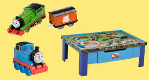 toys r us is having a big one day on thomas friends trains fatherly