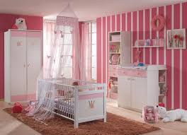 Attractive Some Ideas Of Baby Girls Room Designs : Cute Design For Girls Baby Rooms  With Pink