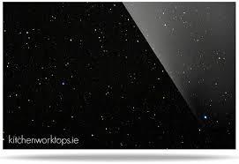 starlight black quartz