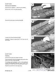 bobcat 7753 skid steer loader service manual pdf repair manual enlarge
