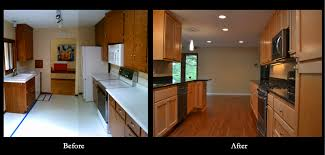 Home Renovation Before And After Nicer On The Eyes And Makes The - Kitchen renovation before and after