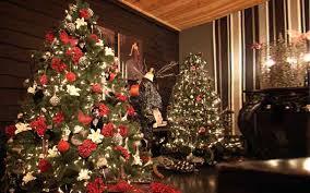 Elegant Christmas Tree Decorating Indoor Christmas Decorating Ideas New Tree Iranews Beautiful