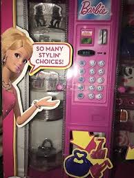 Barbie Vending Machine Adorable NIB BARBIE FASHION Vending Machine For Shoes And Other Accessories