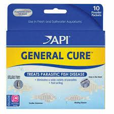 Mardel Fish Disease Chart Api General Cure Freshwater Saltwater Fish Powder Medication 10 Boxes