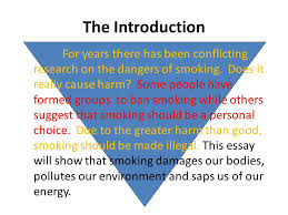 conclusions conclusion the purpose of concluding paragraphs bring  for years there has been conflicting research on the dangers of smoking