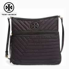 mutie | Rakuten Global Market: Tolly Birch bag shoulder bag Tory ... & Tolly Birch bag shoulder bag Tory Burch Quilted Nylon Swingpack black Adamdwight.com