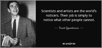 Oppenheimer Quote Extraordinary TOP 48 QUOTES BY FRANK OPPENHEIMER AZ Quotes