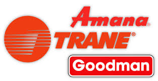 goodman air conditioner logo. heating and air conditioning units trane goodman amana conditioner logo