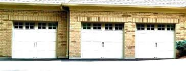 average cost of garage door how