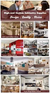 Made In China Kitchen Cabinets Solid Wood Kitchen Cabinet Designs Modular Kitchen Cabinets China