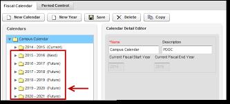 Calendar Wizard 2015 Adding Budget Scenarios Add Budget Wizard Infinite Campus
