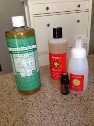 doterra alternative hand soap