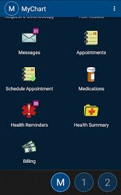 My Sanford Chart 4 4 1 Apk Download Android Medical Apps