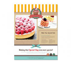 What Is A Pamphlet Sample Bake Sale Flyer Template Free Bakery Pamphlet Sample Bino 9terrains