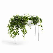 Green Pedestals, O2asis | Offecct