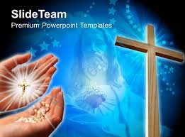 Christian Powerpoint Backgrounds Humns Jesus Christ Cross Powerpoint ...