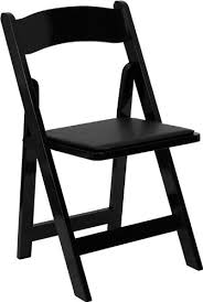 folding chairs wood dining. hercules series black wood folding chair - padded vinyl seat [xf-2902-bk chairs dining