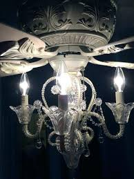 crystal chandelier light ceiling fan with chandelier light kit amazing crystal chandelier light kit for ceiling