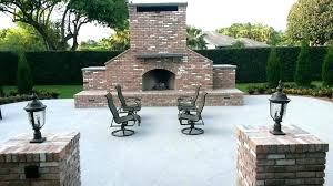 how to build an outdoor brick fireplace outdoor fireplace plans build a outdoor fireplace build your