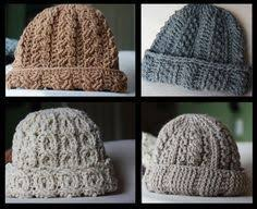 Crochet Winter Hat Pattern Best Thick Warm Crocheted Winter Hat Free Crochet Pattern Crochet