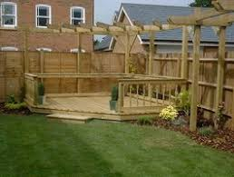 Small Picture garden decking representation timber decking ideas by modern