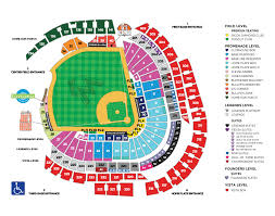 Marlins Ballpark Seating Chart 52 Perspicuous Marlins Park Stadium Seating