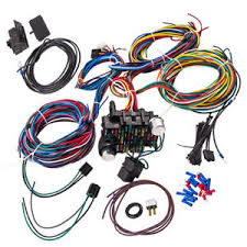 universal gm wiring harness wiring diagram structure wiring harness 21 circuit street hot rod universal wire kit gm color universal gm wiring harness
