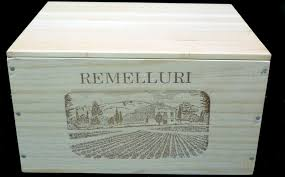 Remelluri: This is a very old world vineyard with a modern style design wooden  wine box. Normally I'd call this a hybrid, but the Remelluri vineyard dates  ...