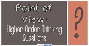 Point of View - Teaching Made Practical