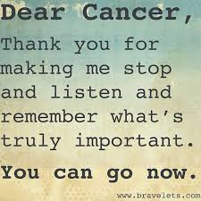 Fighting Cancer Quotes Best Everything There Is To Know About Thyroid Cancer Only Thing I Would