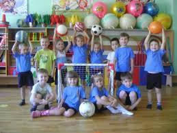 Футбол для детей дошкольного возраста В январе 2014 года были проведены открытые просмотры занятий с приглашением родителей Благодарные отклики со стороны родителей их заинтересованность по