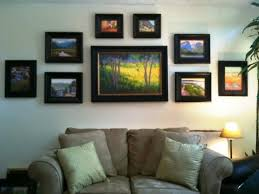 15 solid color living rooms with wall paintings rilane wall paintings for living room