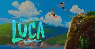 First Look at Pixar's Upcoming Film 'Luca' as Details Emerge | Inside the  Magic
