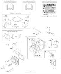 Briggs and stratton 09j902 0341 e1 parts diagram for cylinder diagram cylinder cylinder head gasket set