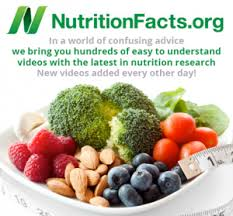 one of our favorite health resources nutritionfacts org just got a new look and we are absolutely loving it