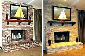 fireplace redo ideas remodel brick fireplace image of ugly brick fireplace makeover ideas redo old brick fireplace redo ideas