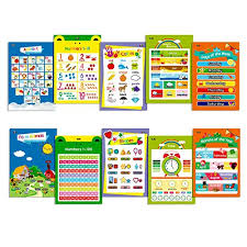 Cheap Charts Teacher Supplies Daycare Supplies For Teachers Amazon Com