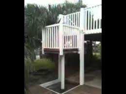Exterior Home Elevators Residential Cargo Lift Porch Lift - Exterior wheelchair lifts