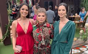Beleza vezes três de Carol Valença, Nadia Yusuf e Tati Valença, e muito mais na coluna. Confira!