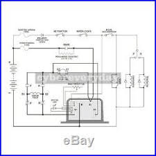 400a dc series motor speed controller Curtis Controller Wiring Diagram Curtis 1268 Wiring Diagrm