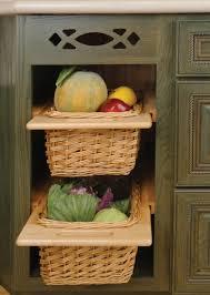 Wicker Basket Cabinet Organizational Decorative Accessories Galleries Right Margin