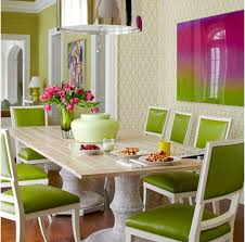 green dining room furniture. Chartreuse Green Dining Room Furniture