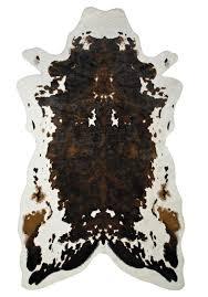 faux cowhide rug 58