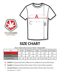 71 Punctual Gildan T Shirt Size Chart Chest