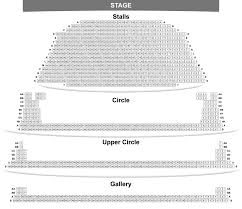 Barbican Theatre London Seat Map And Prices