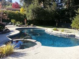 inground pools with hot tubs. Inground Pool Ideas Contemporary With Free Form Swimming Stone Hot Tub Pools Tubs -
