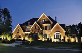 image of outdoor landscape lighting style
