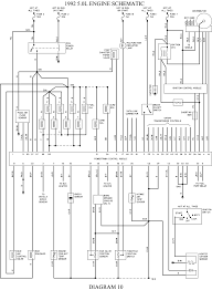Ford wiring diagram diagrams for cars ford van engine diagram full size