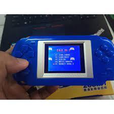 Máy chơi game HKB 505 cầm tay khuyến mãi 3 Pin AA